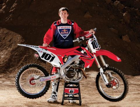 MX1, MX2 racing numbers announced, Townley 101.