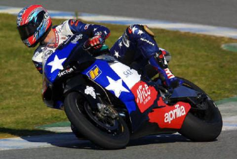 Updated 2003 MotoGP entry list.