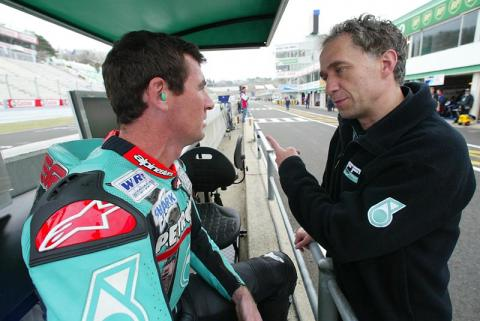 Ex-BSB boss plans all-British 125 and 250GP teams.