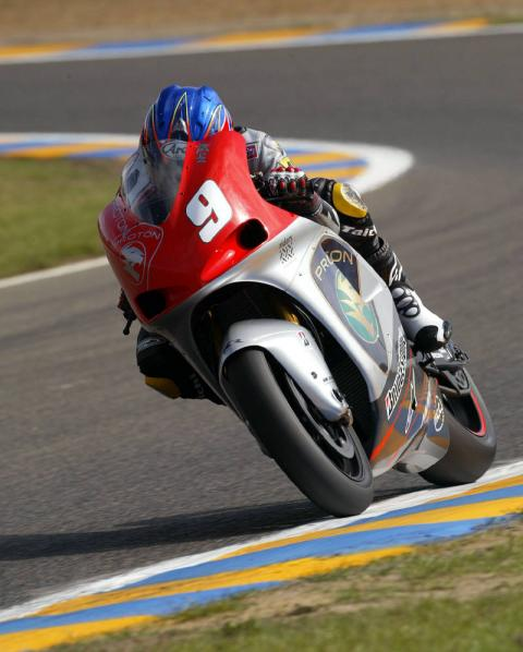 KR V5 race debut this Sunday.