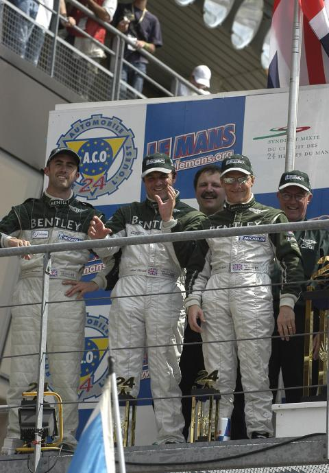 Blundell's view: Le Mans review.