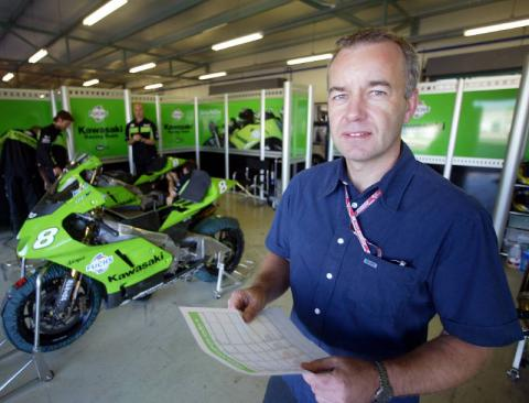 Kawasaki find set-up to suit all riders.