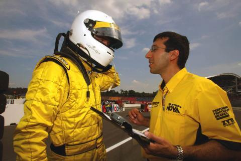 Sam Hancock's F1 experiences. Pt.1.
