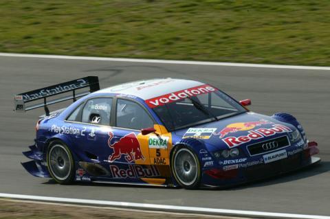 Zandvoort 2004: Ekstrom strengthens grip on title.