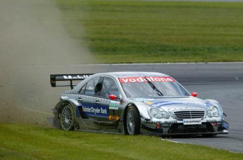 Lausitz 2004: Ekstr?m wins after Paffett DSQ.