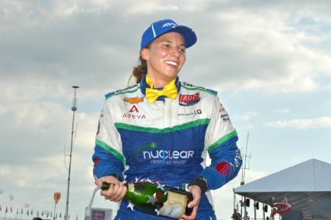 Simona de Silvestro, KV Racing Technology - Q&A