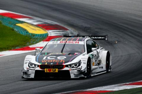 Wittmann wins after Wickens DQ'd from lead