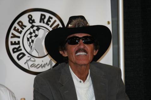 John Andretti, Richard Petty and others - Q&A.