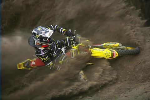 Reed wins AMA Motocross Championship.