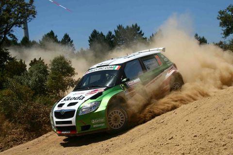 IRC: Hanninen wins in Sardinia