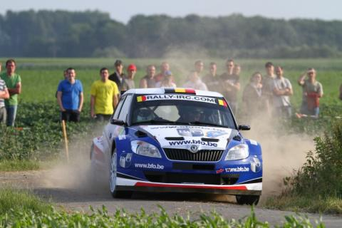 IRC: Loix lands sixth Ypres victory