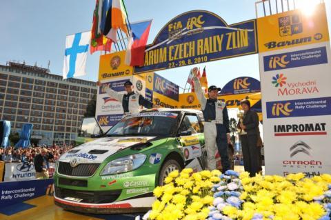 IRC: Late drama hands Loix Czech win