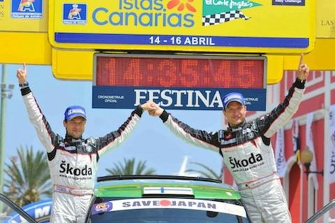 IRC: Hanninen claims thrilling Canarias victory