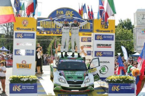 IRC: Kopecky wins dramatic Zlin showdown