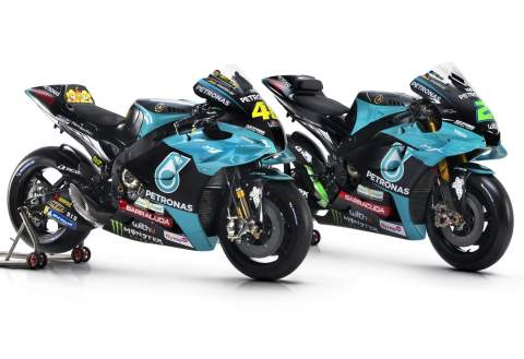 Factory-Spec Yamaha chassis needs A-Spec 'turnability'