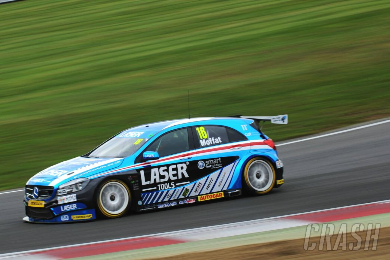 BTCC 2017 BTCC Brands Hatch GP: Race Results 1 | Results | Crash