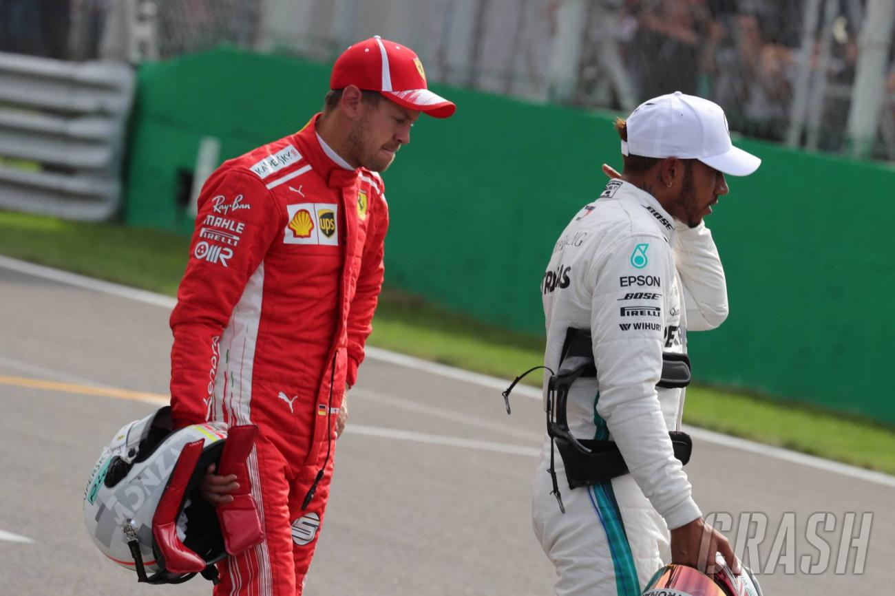 F1 Reader Driver Ratings Italian Grand Prix Vettel Expects Indian Circuit To Be Secondfastest Track Hamilton Left Me No Space In Opening Lap Collision