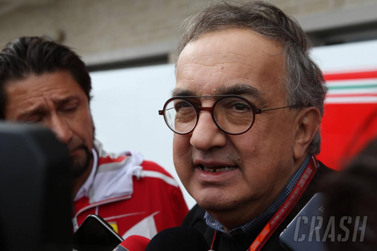 F1: Marchionne: Ferrari will quit F1 if 2021 engines don't ...