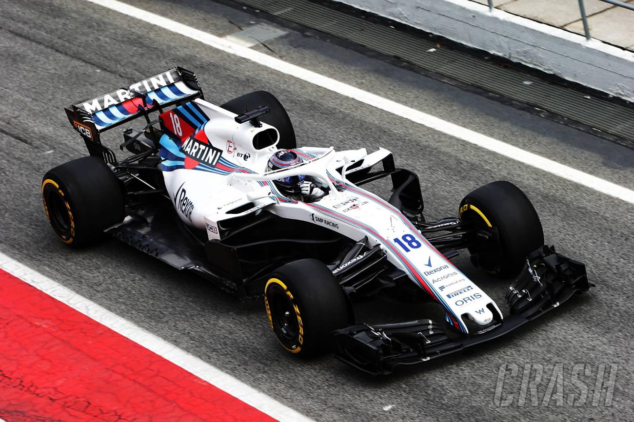 F1: Martini to end Williams Formula 1 sponsorship after 2018