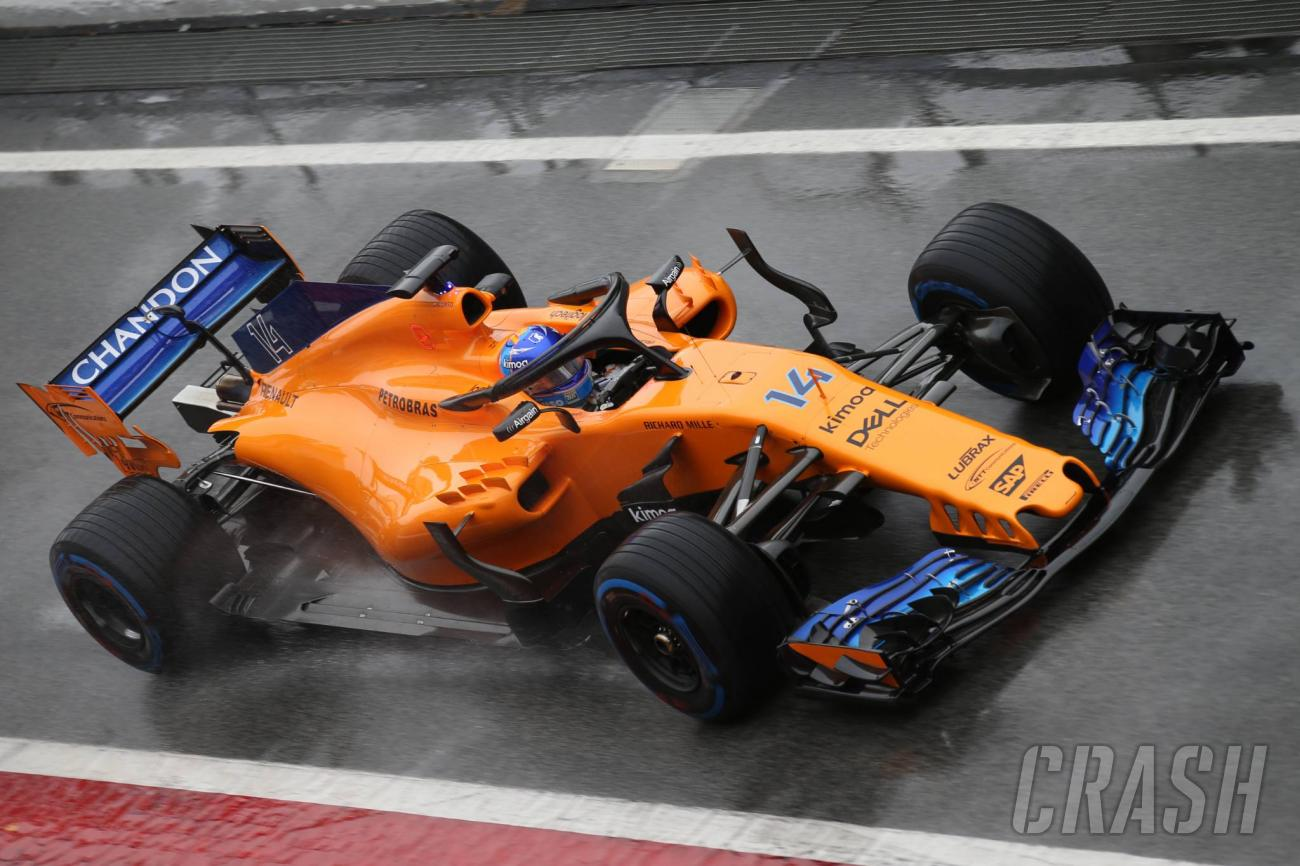 F1 Mclaren Not Looking For Traditional F1 Title Sponsor