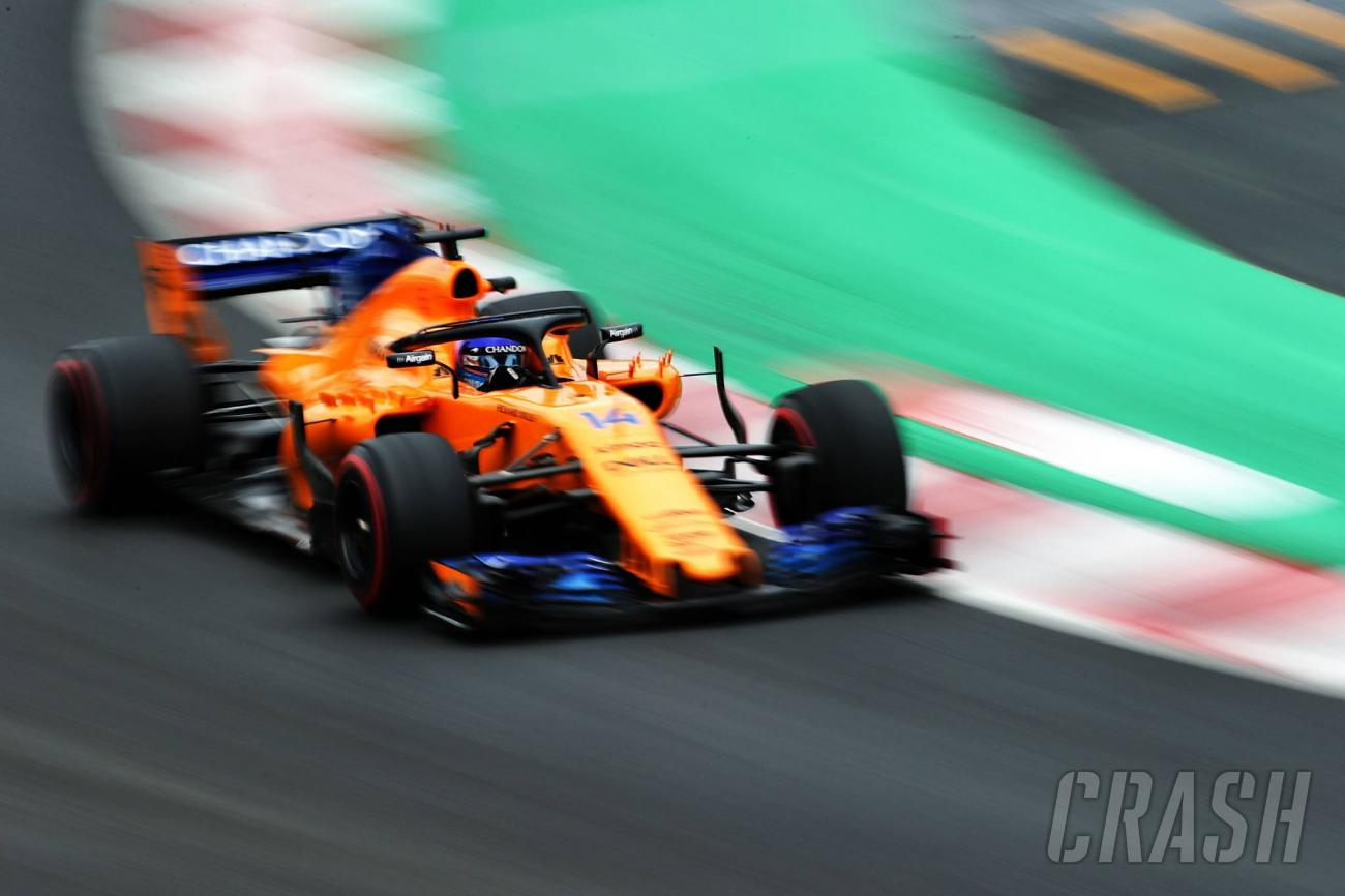 F1 Alonso Hails Perfect Mclaren Renault F1 Integration