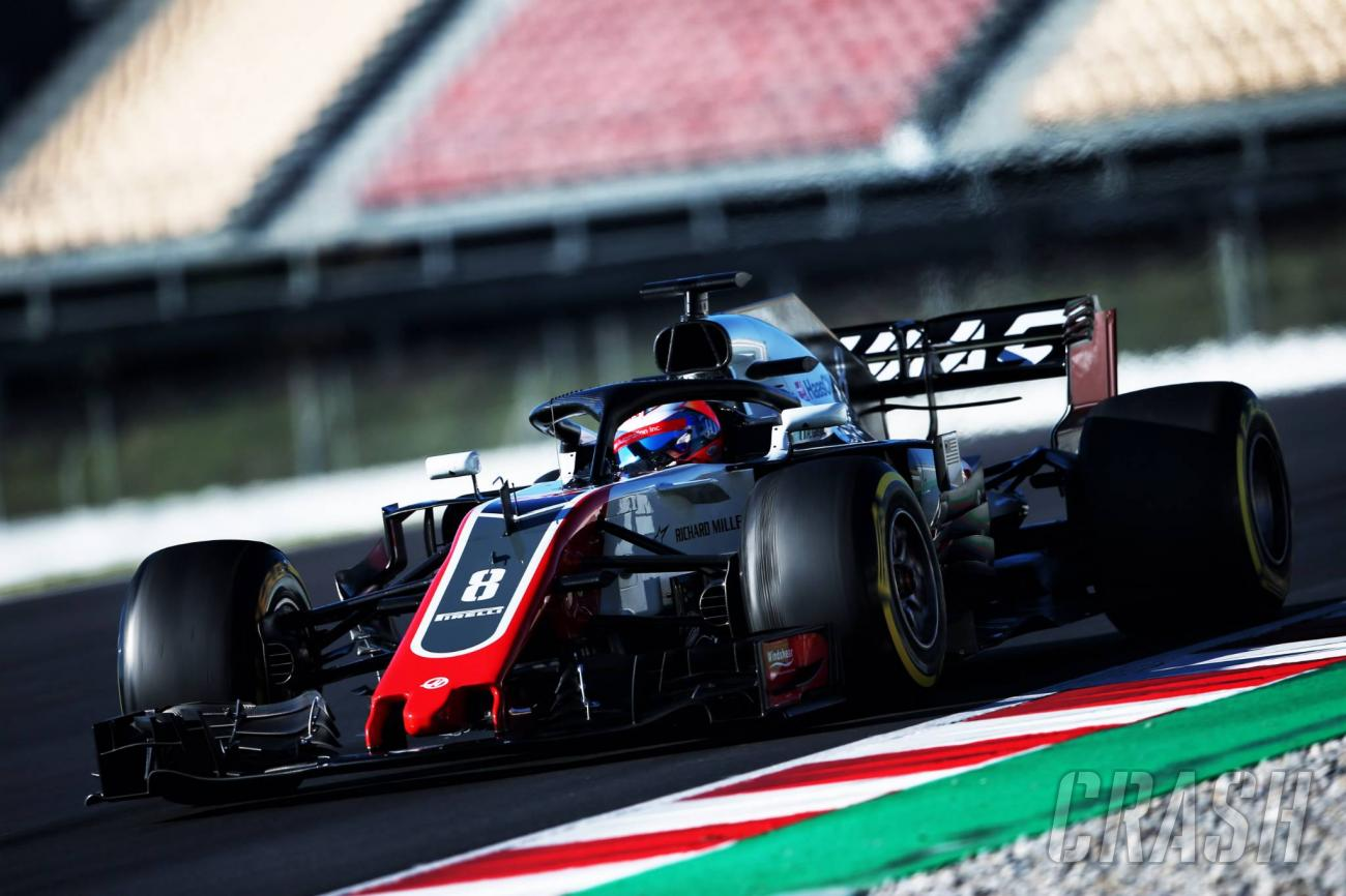 F1: F1: Why Haas Is 'cautiously Optimistic' Heading To F1 2018