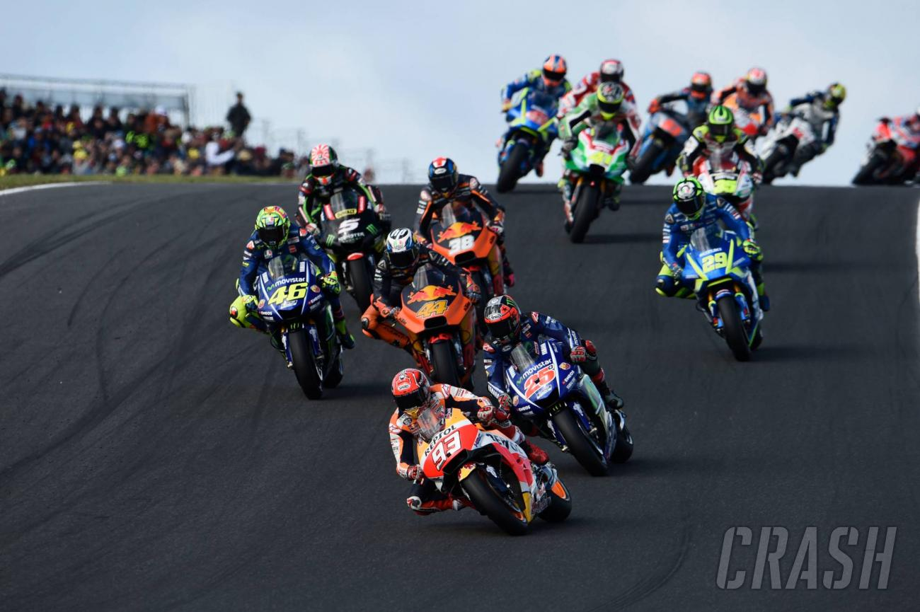 MotoGP News | Read The Latest MotoGP News and Results With Crash.Net