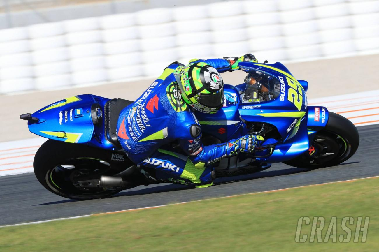 MotoGP 2017: Jerez MotoGP test times - Wednesday (1pm) | Results | Crash