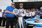 Roket Takuma Sato ke DXC Technology 600 tiang di Texas Motor Speedway