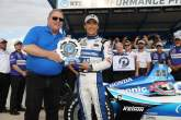 Takuma Sato rockets to DXC Technology 600 pole at Texas Motor Speedway