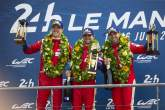 Ferrari marks 70 years since 1st Le Mans win with GTE-Pro victory