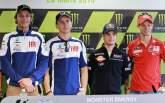 Pensiun Akhir Musim, Valentino Rossi Banjir Sanjungan dari Rival