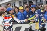 Gosip MotoGP: Biaggi: Saya merindukan persaingan dengan Rossi