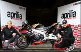 Aprilia IN Competition Racing Mengonfirmasi Duet Rogers dan Luxton