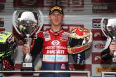 Iddon 'pumped to win' after leading 'many laps this year'