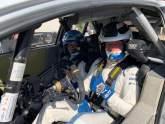 Bottas menyelesaikan tes Toyota Yaris WRC di Finlandia