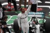 Tujuh luar biasa: Peringkat gelar dunia F1 Lewis Hamilton