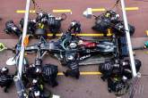 """Bottas """"surprised"""" Wolff suggested he was out of position in botched pit stop"""