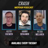 Crash.net MotoGP podcast with Keith Huewen: Vinales exit starts chain reaction