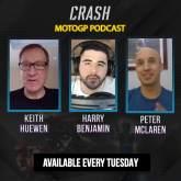Crash.net MotoGP-podcast met Keith Huewen: Laatste dwaze seizoen, MotoE-debat