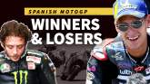 Spanish MotoGP: The Winners and Losers