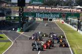 Japanese GP start time brought forward by one hour