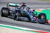 Hamilton Tidak Keberatan Mercedes Kembali ke Warna Silver