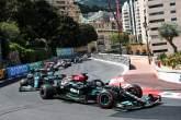Monaco GP F1 race weekend format to change in 2022