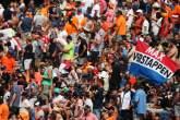 F1's Nederlandse GP gaat door zoals gepland met tweederde volle zaal
