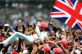 """British GP set for capacity F1 crowd after """"productive discussions"""""""