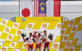 WADA: National anthems but no 'official' flags for Indonesia, Thailand