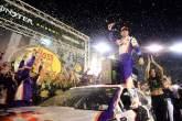 Bass Pro Shops NRA Night Race - Hasil Balapan
