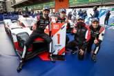 Spa 6 Jam: Toyota Finis 1-3, Sean Gelael Podium LMP2