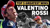 Video: Valentino Rossi 'Lima dari yang terbaik'